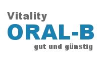 Elektrische Zahnbürsten Oral-B Vitality
